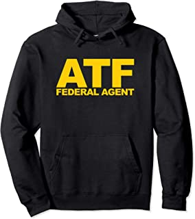 ATF Federal Agent Pullover Hoodie