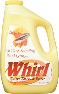 Whirl Admiration Pro-Fry Liquid Shortening Oil for Frying, 8 Pound