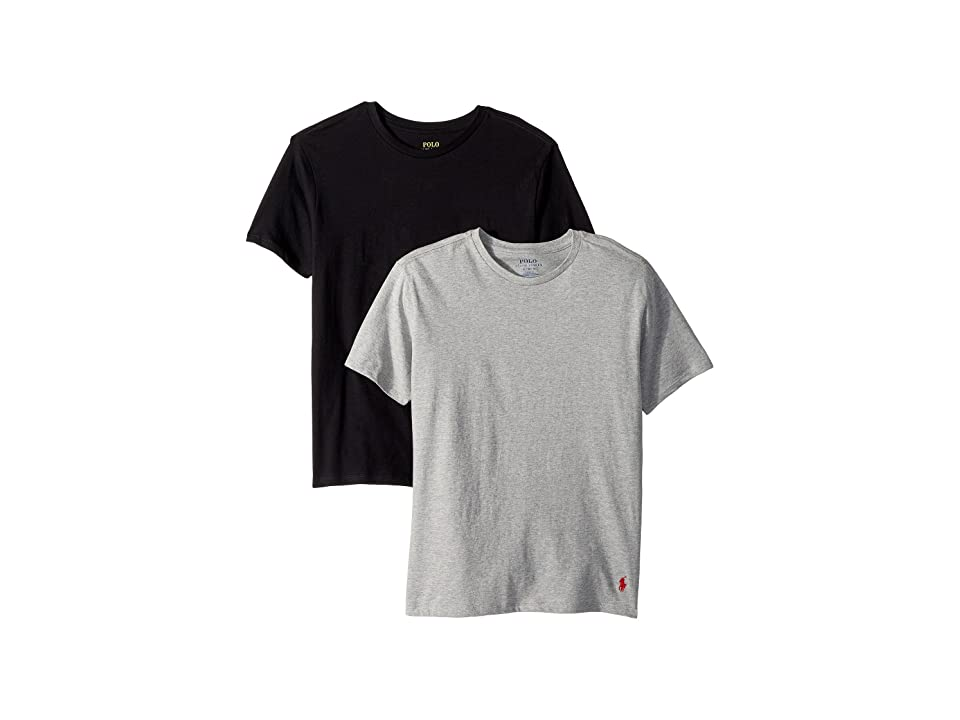 Polo Ralph Lauren Kids - Polo Ralph Lauren Kids 2-Pack Crew Tee