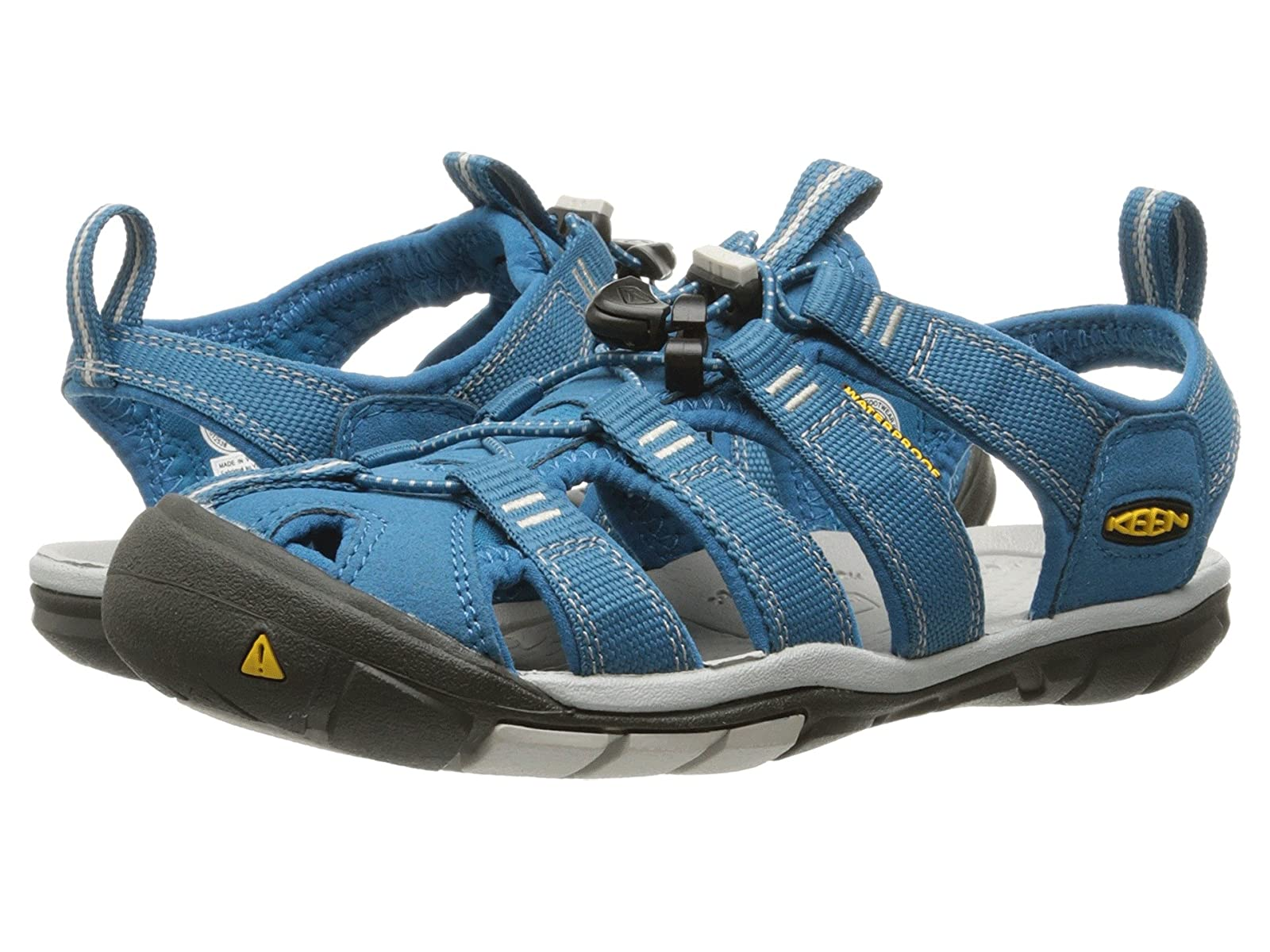 Keen Clearwater CNXAtmospheric grades have affordable shoes
