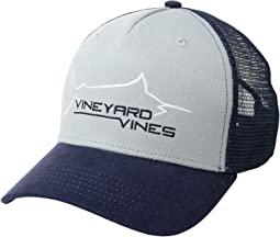 High Pro Marlin Patch Trucker Hat