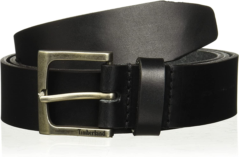 Timberland Men's 35mm Classic Award-winning store Belt overseas Jean