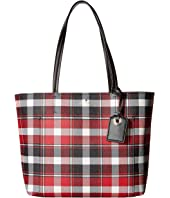 Kate Spade New York - Hyde Lane Plaid Small Riley