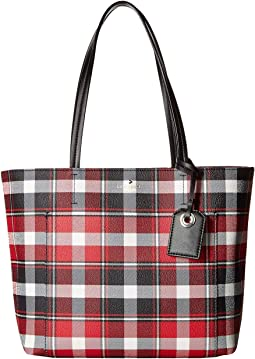 Hyde Lane Plaid Small Riley