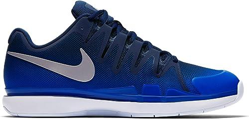 Nike Hauszapatos de Tenis Zoom Vañor Carpet azul Holiday 2017