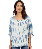 Gypsy05 - Silk Dolman Sleeve Easy Tee