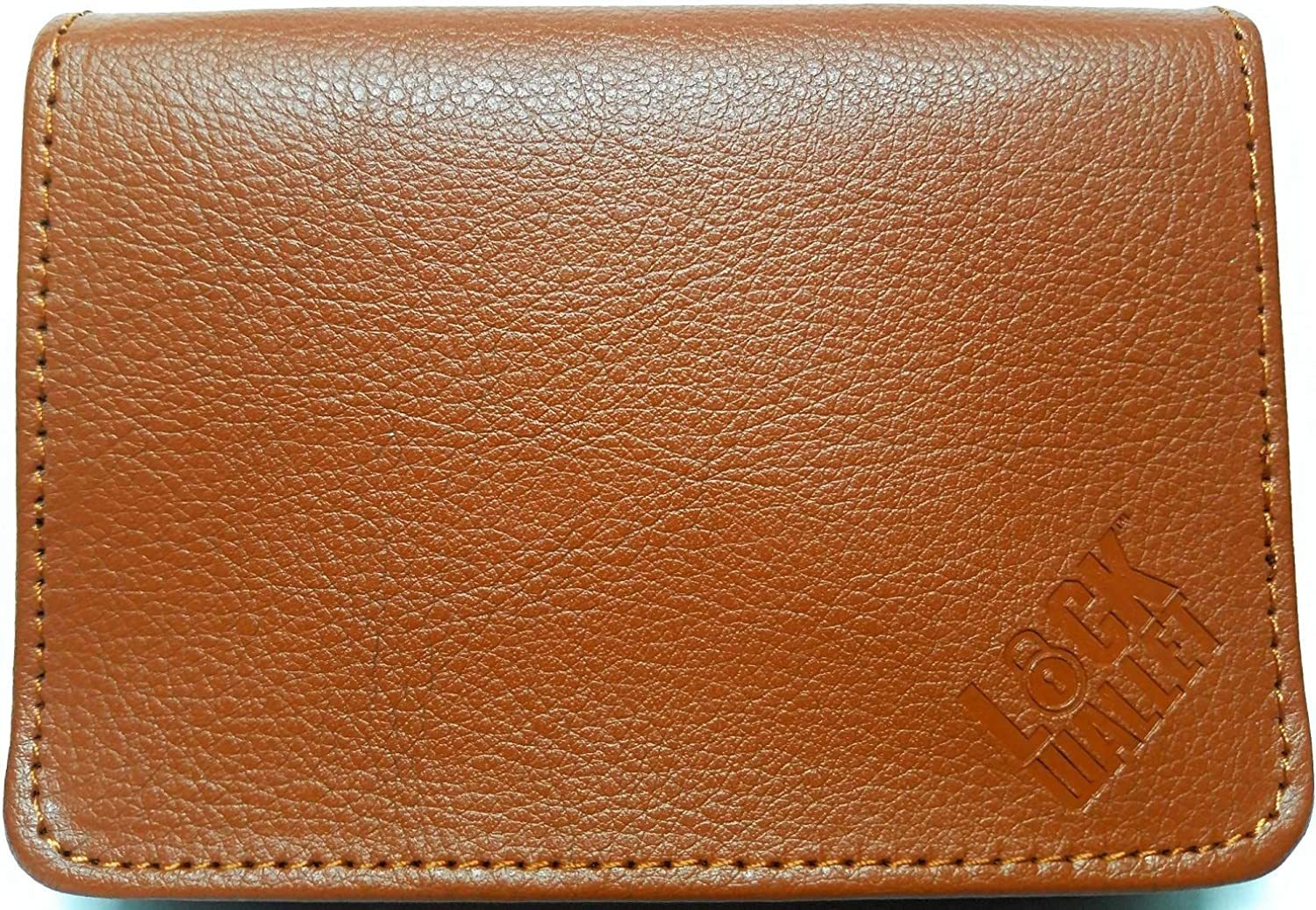 Lock Wallet - RFID Blocking Wallet for Men and Women – Protection from Identity Theft
