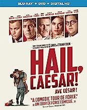 Hail, Caesar! [Blu-ray + DVD + Digital HD]