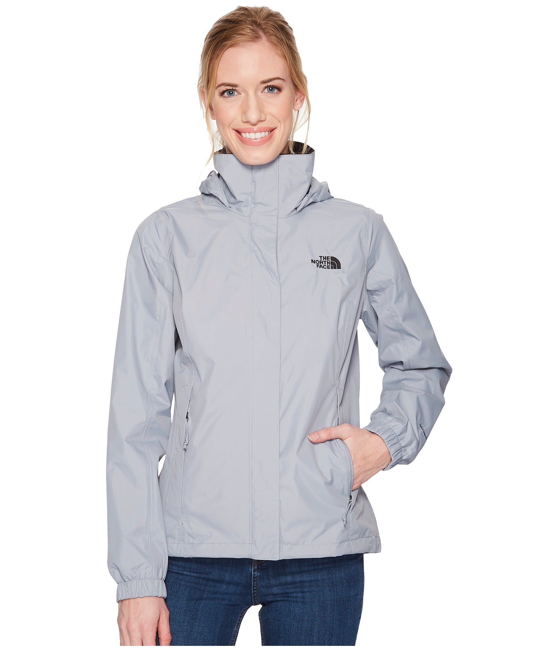 Jacket Face Resolve tnf 2 The Mid North Black Grey n5RzqE7Iwx
