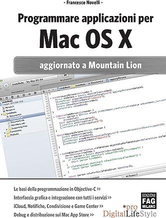 Programmare applicazioni per Mac OS X