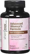 Shen Min Advanced Hair Strengthening Formula for Women, Tablets, 60 Count
