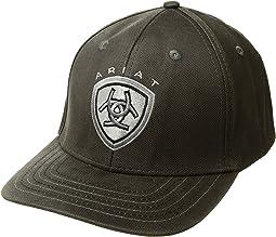 Oilskin Logo Cap