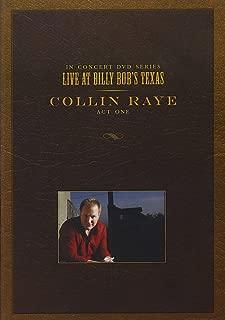 Collin Raye, Act One: Live at Billy Bob's Texas