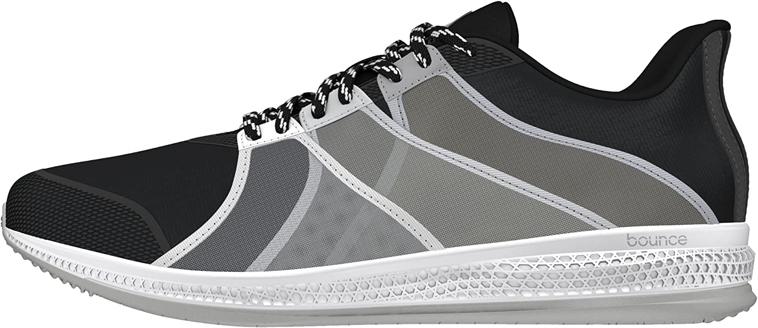 Buena voluntad cine comer  adidas Gymbreaker Bounce - Trainers for Women, 40, Black: Amazon.co.uk:  Shoes & Bags