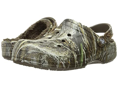 b4059267195028 Crocs Winter Realtree Max5 Clog at 6pm