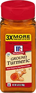 McCormick Ground Turmeric, 5.87 oz