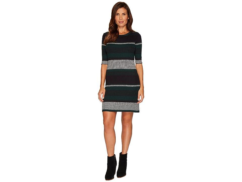 Sanctuary Veronique Dress (Meadow Green Multi) Women