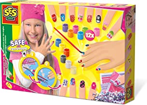 SES-14975 Decora tus uñas SES, Multicolor (14975) , color/modelo surtido