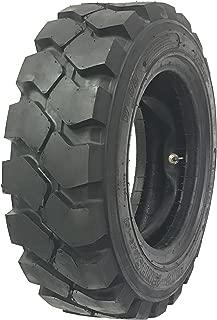 One New ZEEMAX HD 28x9-15 8.15-15 /14TT Forklift Tire w/Tube & Flap & Rim Guard