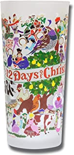 Best 12 days of christmas drinking glasses Reviews