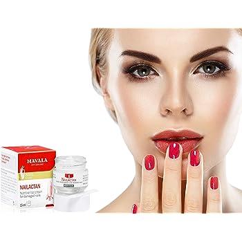 Mavala Nail Care Nailactan Nutritive, Nail Cream In Jar, Supports Damaged Nails, Nourishing, Moisturizing Nail Care Cuticle Cream, Promotes Nail Growth, 0.5 Ounce Jar
