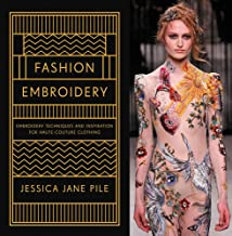 Best fashion embroidery book Reviews