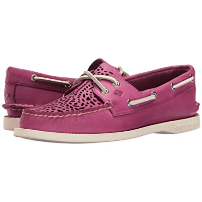 Sperry A/O Villa Perf (Berry Pink) Women
