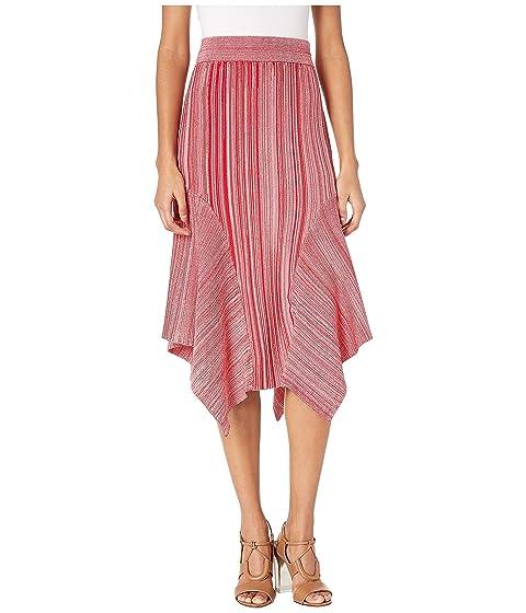 YIGAL AZROUËL Melange Knit Skirt