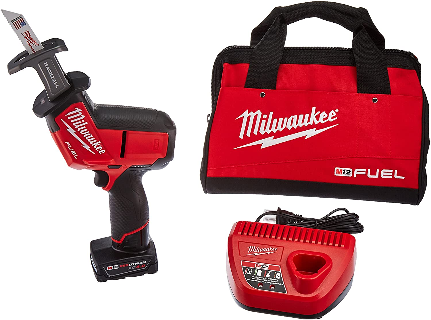 MILWAUKEE'S Electric San Francisco Mall Tool Sales for sale 2520-21XC Kit Hackzall M12 Saw