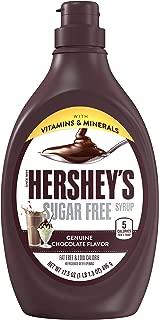 Hershey's Sugar Free Chocolate Syrup, 17.5 oz