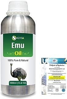 Emu 100% Natural Pure Oil 1000ml/33.8fl.oz.