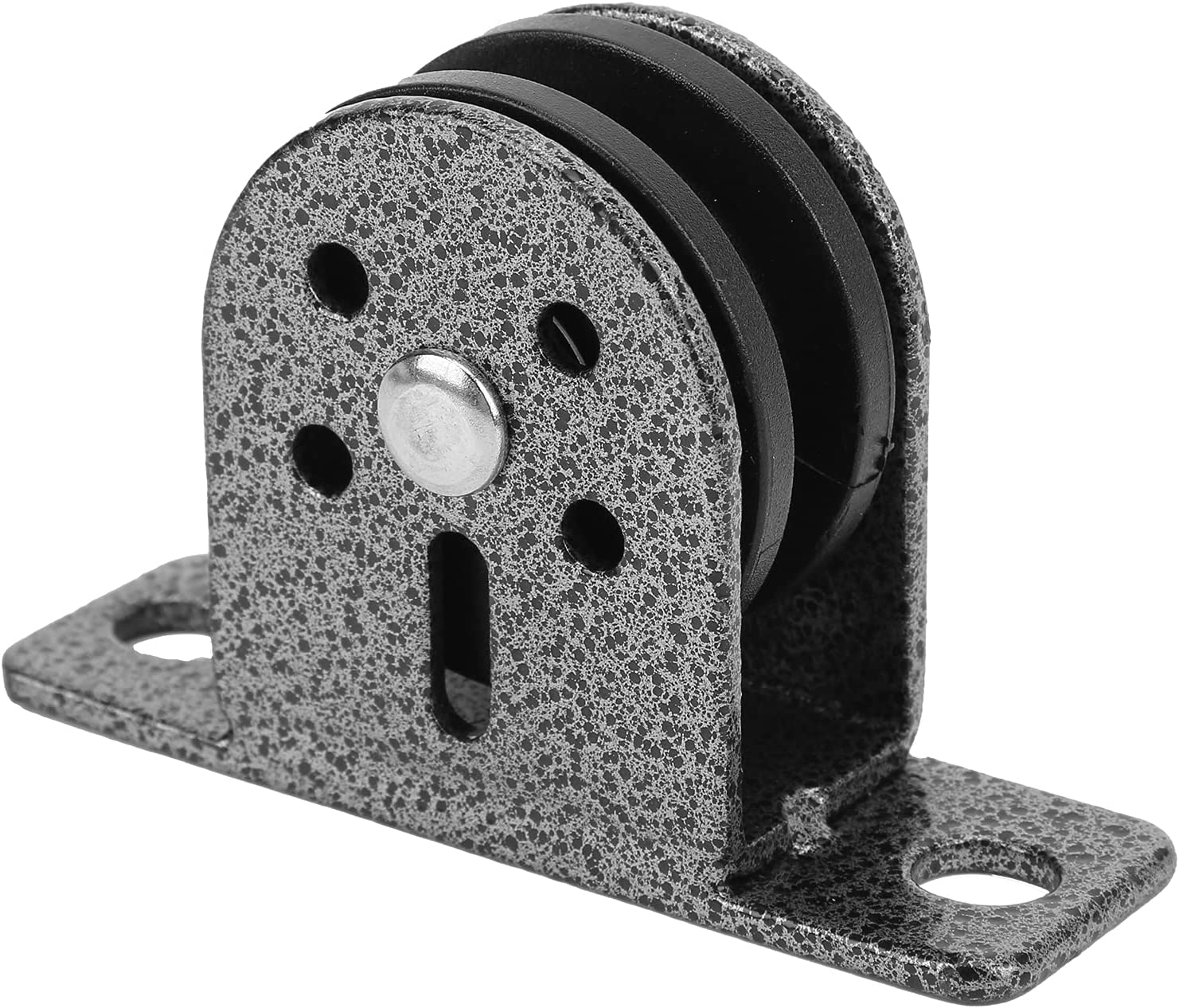 Solid Single Pulley Block 661.4lb cheap Bearing Max 90% OFF Capacity 300kg