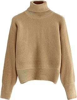 Women's Pullover Long Sleeve Sweater Sweatershirt