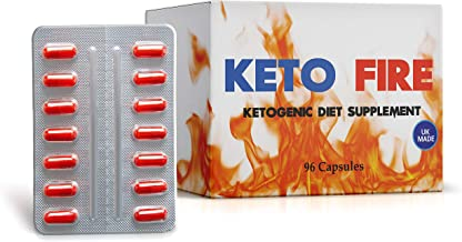 Keto Diet Ultimate Weight Loss Pills for Weight Loss and Fat Burning – 96 Capsules Estimated Price : £ 20,00