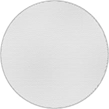 Atlas Sound EGR33W Round Edgeless Grill for FAP33T-W White