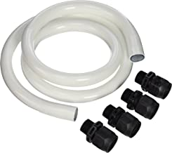 Pentair 353020 White Quick Disc Hose Replacement Kit Pool/Spa Pump and Cleaners