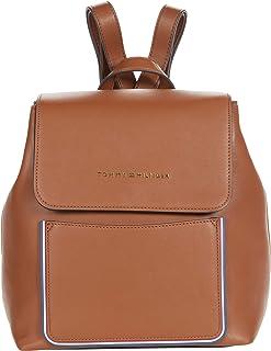 Liliana Flap Backpack - Smooth Grain
