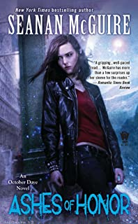 Ashes of Honor (October Daye Book 6)