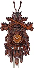Adolf Herr Cuckoo Clock - The Hunter's Clock (handshingled)