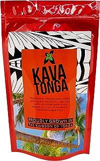 Kava Tonga #1 Noble Tongan Kava, Pure Kava (8oz)