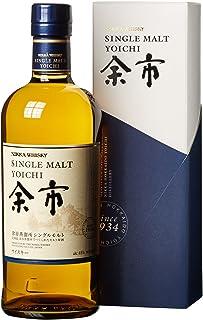 Nikka Yoichi Single Malt Whisky mit Geschenkverpackung 1 x 0,7l