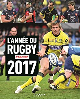 L'Année du rugby 2017 N45 (L'Equipe)