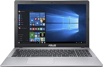 Asus X550ZA-WH11 15.6-Inch Laptop (AMD Quad Core A10-7400P 2.5GHz processor, 8 GB DDR3 RAM, 1000 GB Hard Drive, Windows 10), Dark Grey