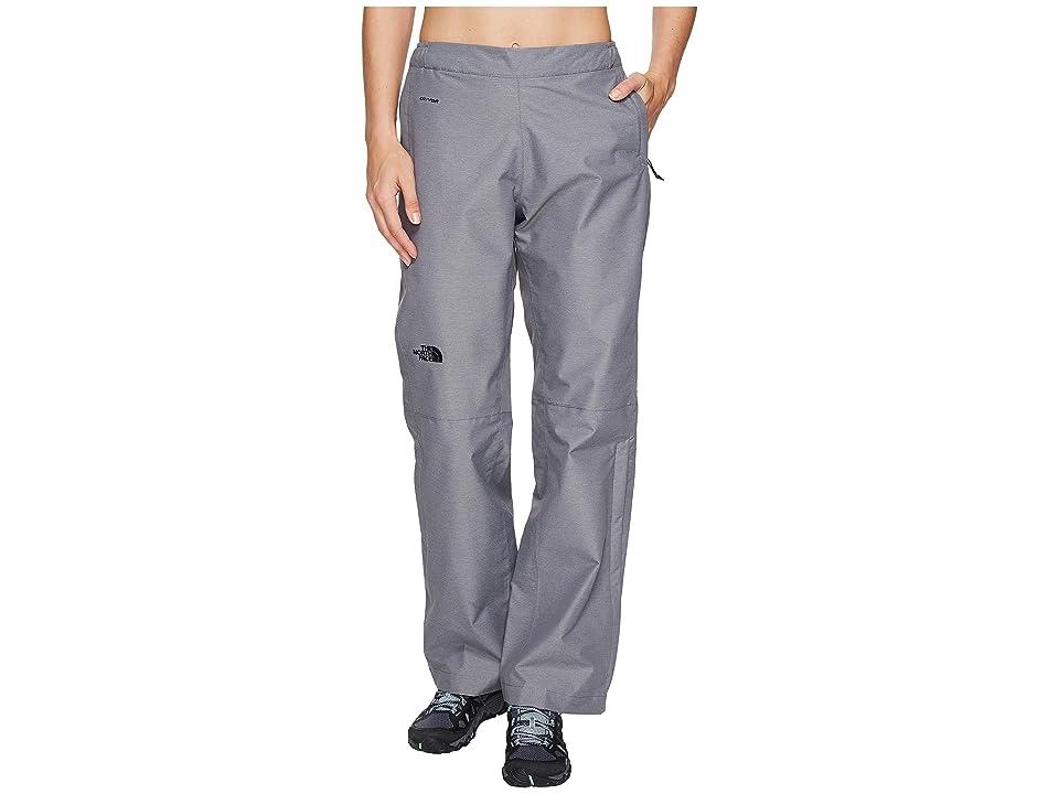 The North Face Venture 2 1/2 Zip Pants (TNF Medium Grey Heather) Women