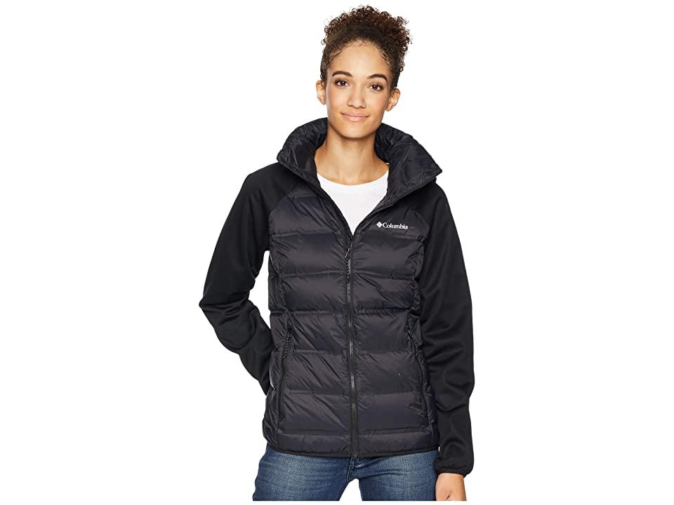 Columbia Explorer Fallstm Hybrid Jacket (Black) Women
