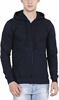 FLEXIMAA Men's Cotton Hoodie