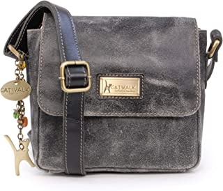 058c1f45d0 CATWALK COLLECTION - Petit Sac Bandoulière/Besace/Messenger pour  iPhone/Kindle - SABINE