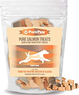 wild alaskan salmon jerky treats