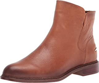 Franco Sarto Women's Happily Boot, Cognac, 6.5