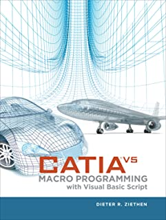 CATIA V5: Macro Programming with Visual Basic Script (English Edition)